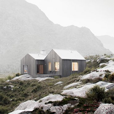 Small & Minimal House On Paterson Hill